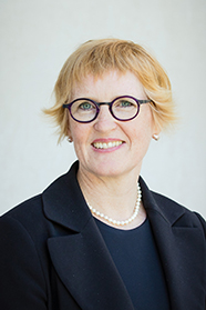 Jill Scott, Provost and Vice-President Academic Affairs