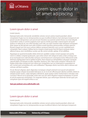 University of Ottawa email
