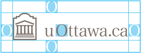 Protected area for horizontal uOttawa.ca logo