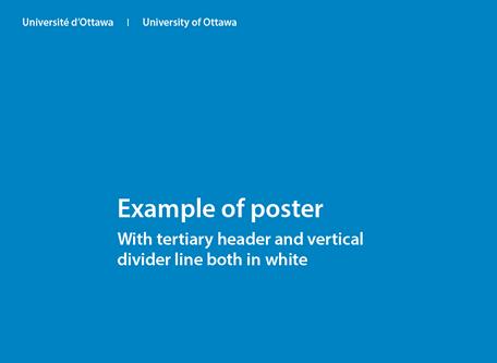 Tertiary header – white text on dark background (no tab)