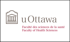Faculty of Health Sciences colour horizontal logo on white background