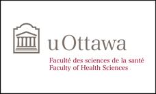 Faculty of Health Sciences colour horizontal logo on white background