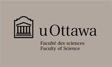 Logo horizontal de la Faculté des sciences en noir sur fond gris pâle