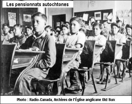 Pensionnat pour autochtones