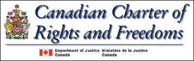 Charte canadienne des droits et liberté
