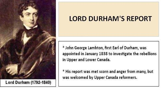 Gouverneur général Durham
