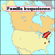 Famille iroquoienne