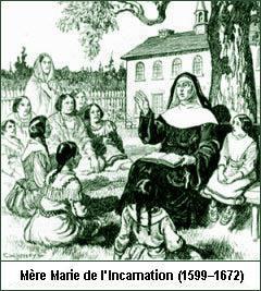 Mère Marie de l 'incarnation