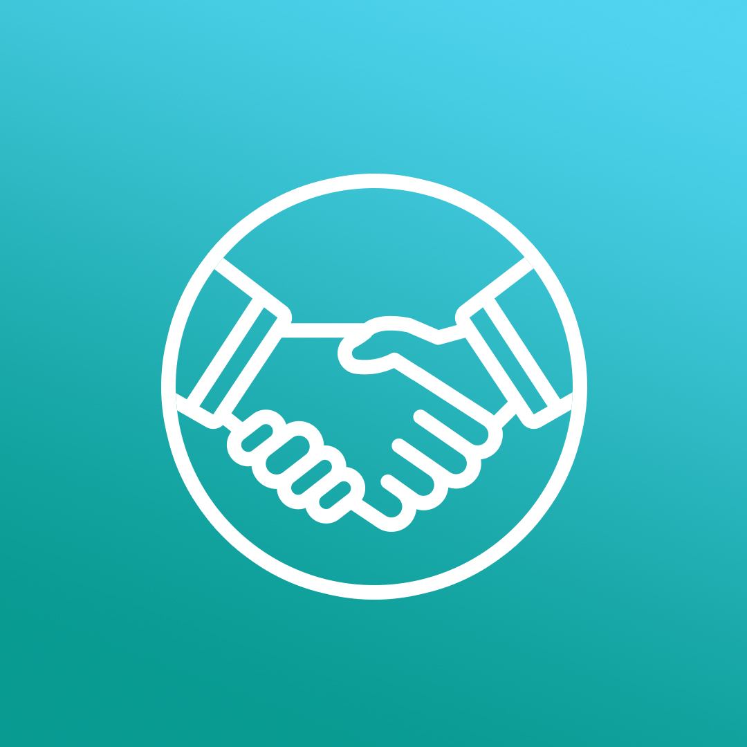 shake hands icon
