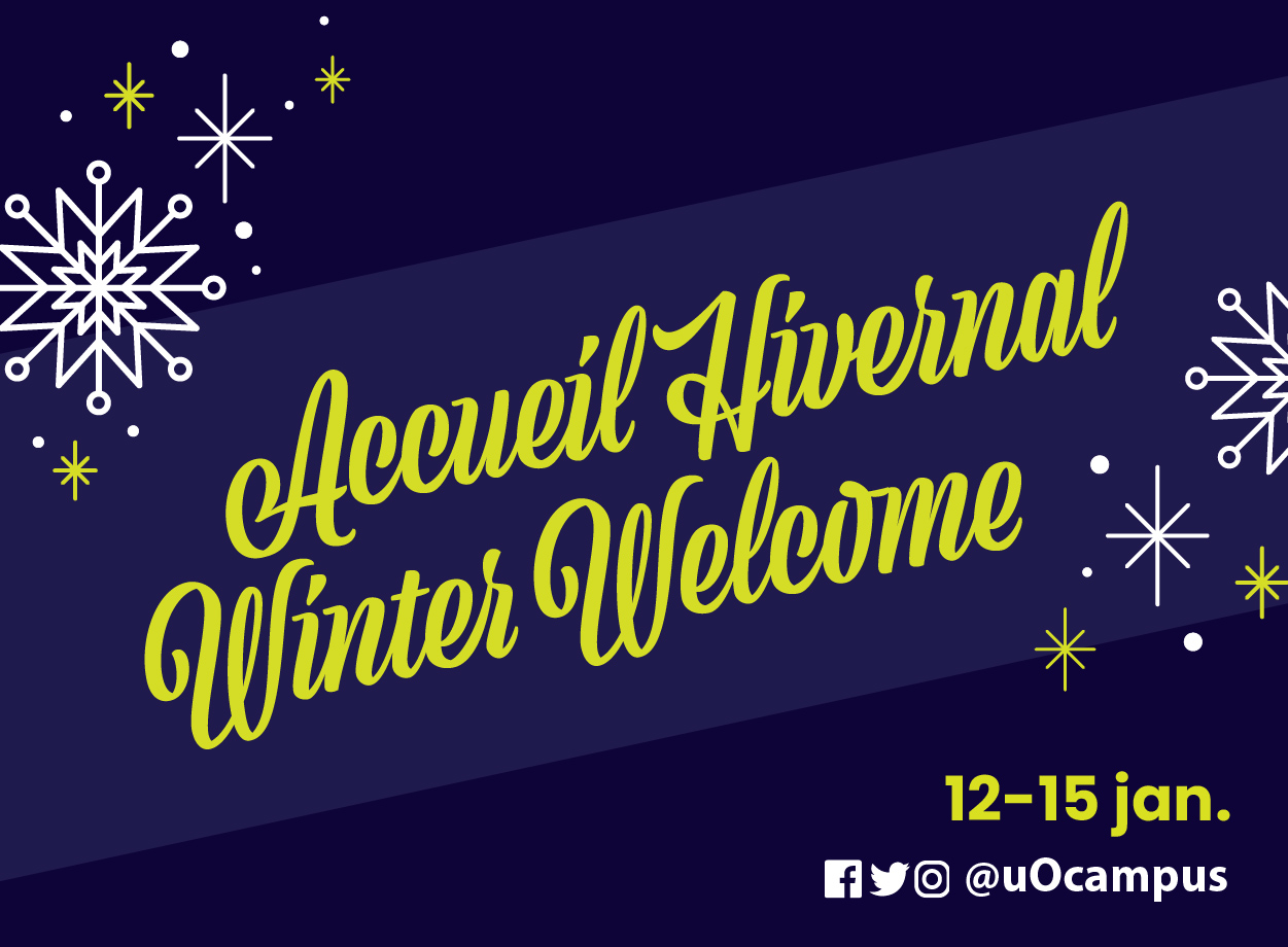 Winter Welcome Week