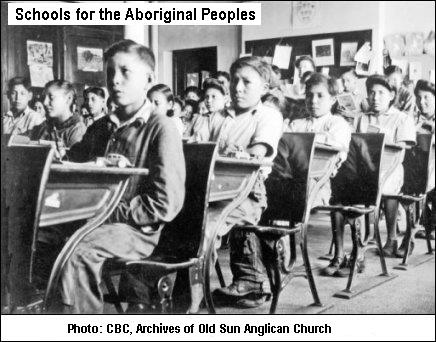 School for aboriginal Students