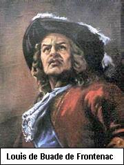 Louis de Buad de Frontenac
