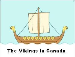 The Vikings in Canada