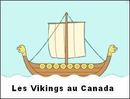 Les Vikings au Canada