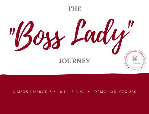 "The ""Boss Lady"" Journey – table ronde en anglais seulement"