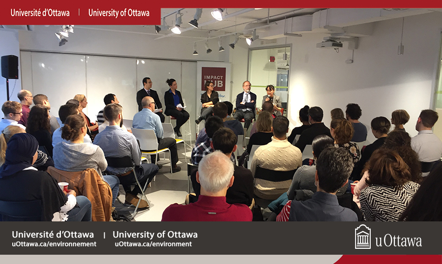 Master's of Environmental Sustainability - Blog - Networking - Impact Hub Ottawa