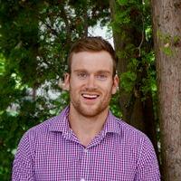 Graham Woodhurst, M.Sc. Environmental Sustainability candidate