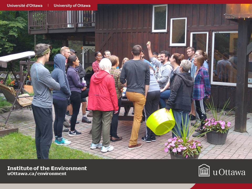 Master's of Environmental Sustainability - 2017 Students