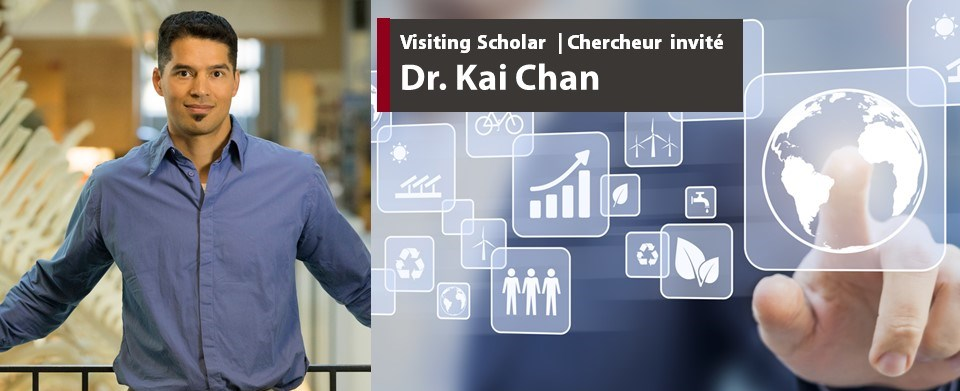Kai Chan - Institute of the Environment