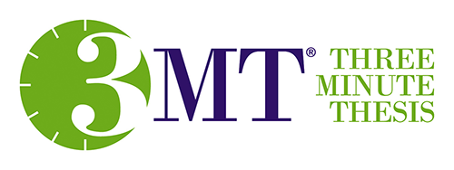 3-Minute Thesis Competition Logo