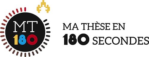 Ma thèse en 180 secondes Competition Logo
