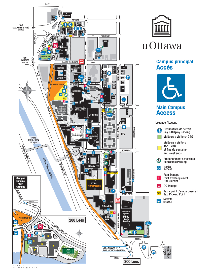 Thumbnail of the accessibility map