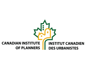 Canadian Institute of Planners logo