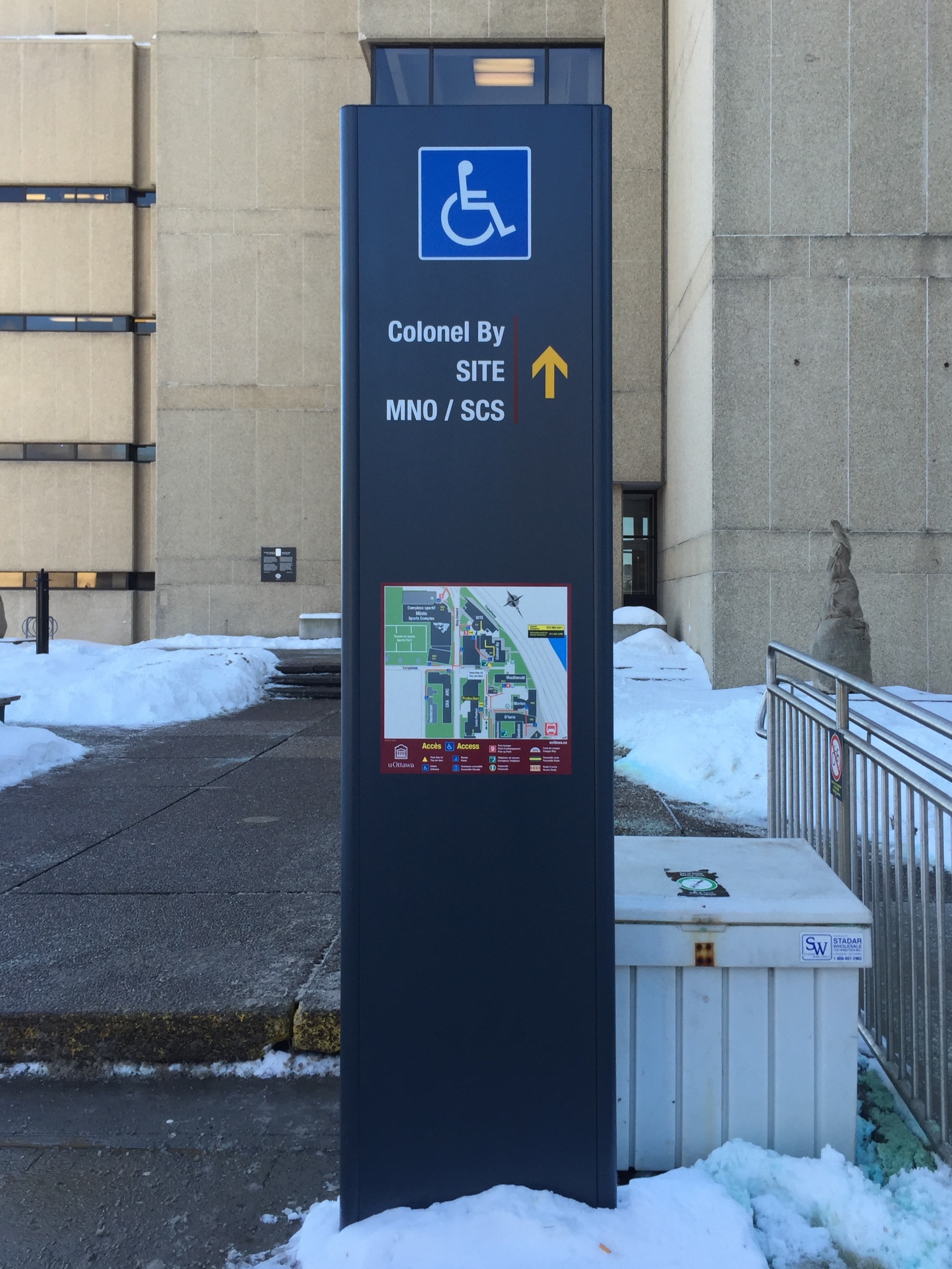 image of acessibility sign