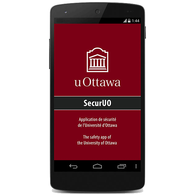 Link to the SecurUO page