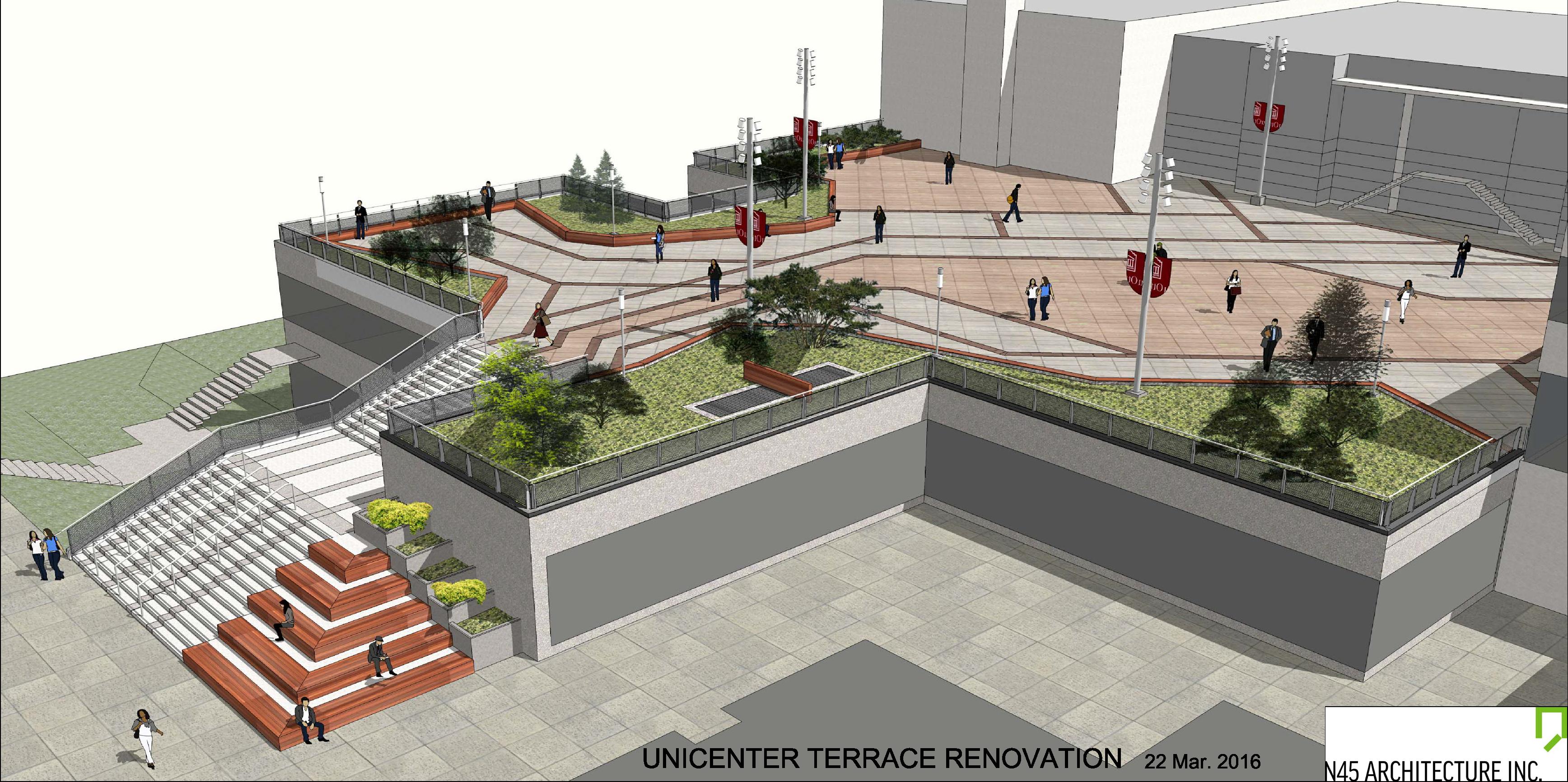 UCU Terrace rendering #2