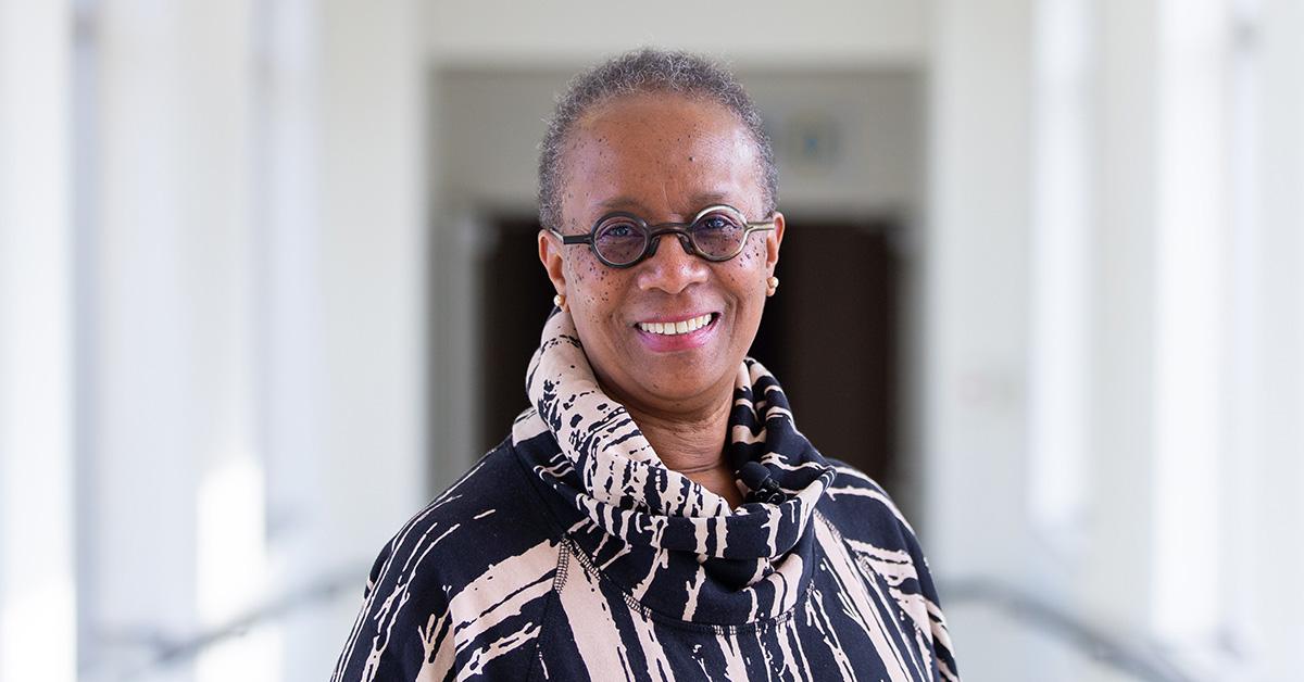 Portrait de Joanne St. Lewis
