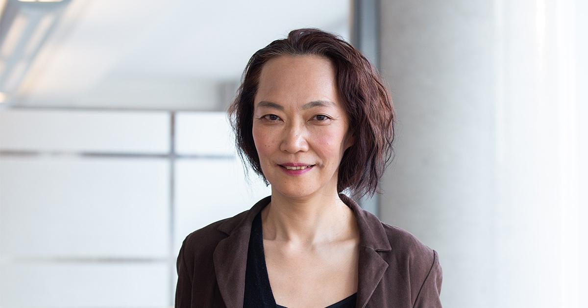 Portrait de Miwako Nitani