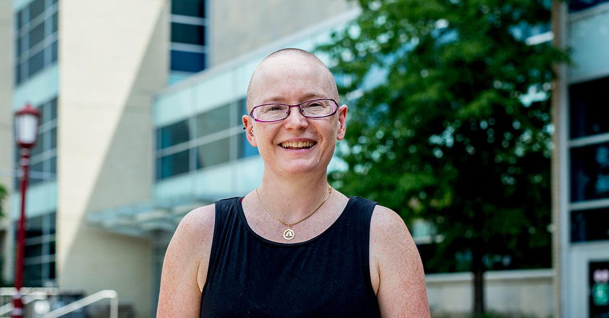 Portrait of Professor Alexandra Pettit