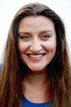 Portrait of Professor Angel Foster
