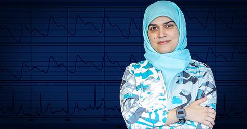 Portrait de Azadeh Dastmalchi
