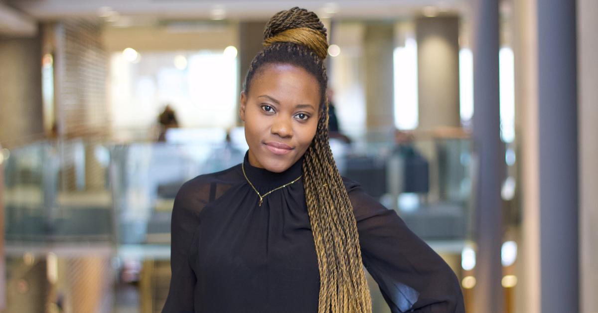 Portrait de Ruth Bansoba