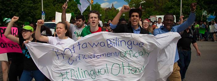 La francophonie d'Ottawa est une mosaïque culturelle bien vivante.