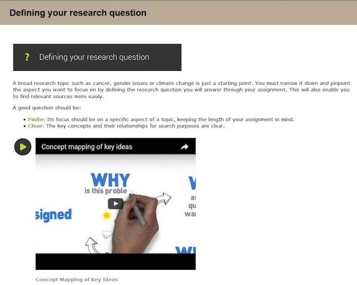 A screen capture from the BiblioExpert module