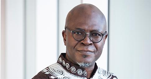 Portrait de Boulou Ebanda De B'Beri.