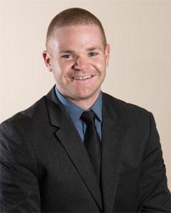 Portrait of Dr. Harrison Carmichael