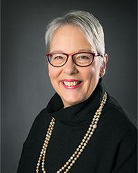 Portrait of Dr. Kathleen Pajer