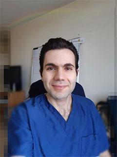 Portrait of Dr. Roupen Odabashian