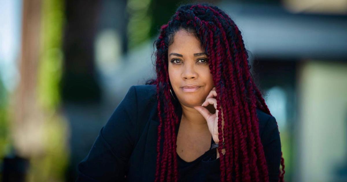Portrait of Karine Coen-Sanchez