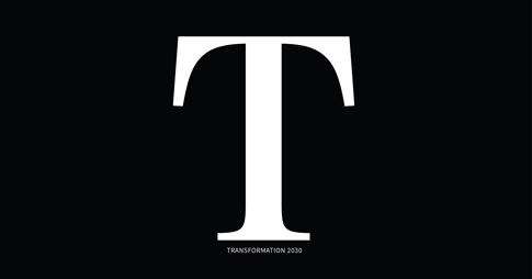 Transformation 2030 logo