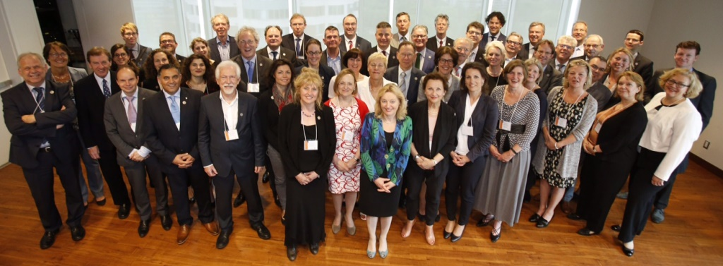 Delegation from the Netherlands