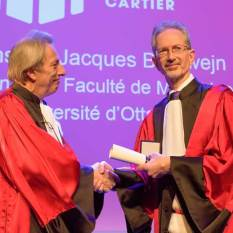 Francois-Noël Jilly et Dr. Jacques Bradwejn