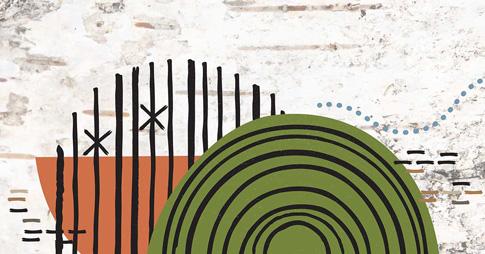 Illustration autochtone abstraite
