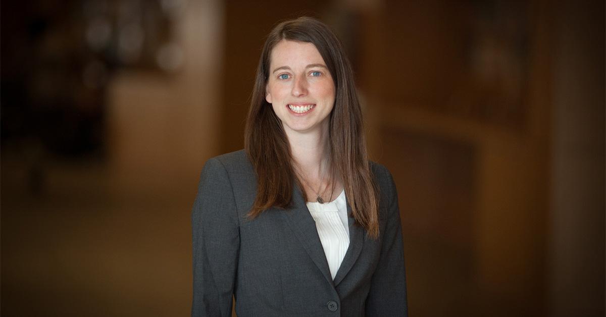 Portrait of Telfer Professor Jane O'Reilly
