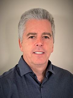 Portrait of researcher Glen Kenny