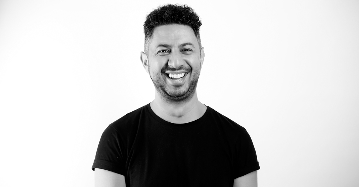 Naoufel Testaouni, president of QueerTech